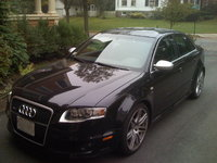 2007 Audi RS 4 4.2 Quattro, My RS4, exterior