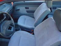1992 Volkswagen Fox Base Coupe, 4 spd std, don't need anymore gears. I think