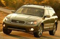 2006 Subaru Outback, exterior