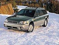 2004 Subaru Outback, exterior