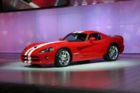 2008 Dodge Viper, side, exterior