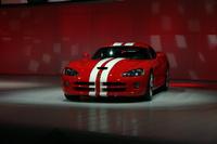 2008 Dodge Viper, front, exterior