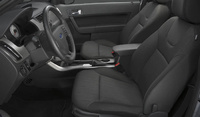 2008 Ford Focus, interior, manufacturer, interior