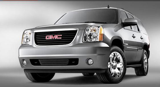 2008 GMC Yukon, front, exterior, manufacturer, gallery_worthy