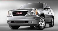 2008 GMC Yukon, front, exterior, manufacturer