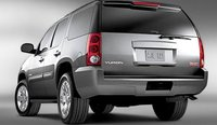 2008 GMC Yukon, back, exterior, manufacturer, gallery_worthy