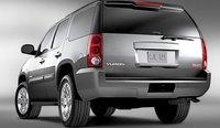 2008 GMC Yukon, back, exterior, manufacturer