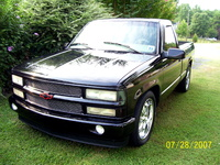 1997 Chevrolet C/K 1500, My '97 Silverado with 5.7 V-8 and 4L60E Trans 3.73:1 Posi Rear Tow Package