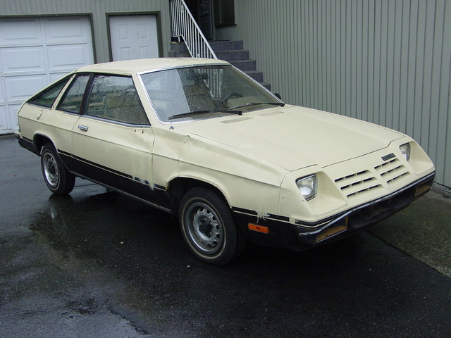 My Electric drive 1979 Dodge Omni drives great. It is currently (excuse the pun) under restoration., gallery_worthy