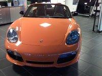 2008 Porsche Boxster Limited Edition S, 2008 Porsche Boxster Special Edition - Front, exterior