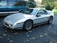 1987 Pontiac Fiero GT, 1987 Fiero GT. Keep completley stock.