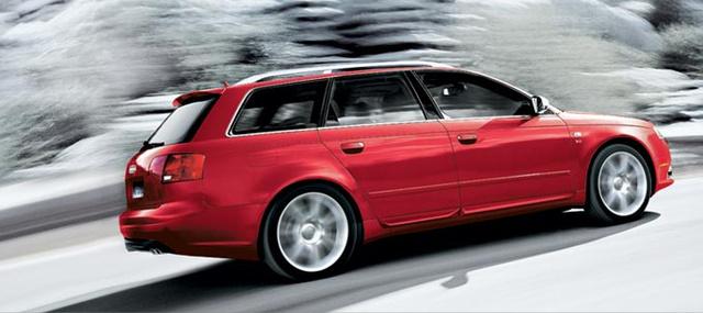 2008 Audi S4 Avant