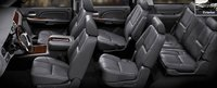 2008 GMC Yukon Denali, seats, interior, manufacturer