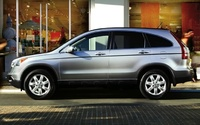 2008 Honda CR-V, side, manufacturer, exterior