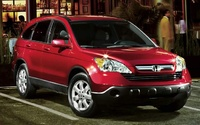 2008 Honda CR-V, side, exterior, manufacturer