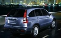 2008 Honda CR-V, back, exterior, manufacturer
