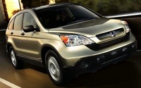 2008 Honda CR-V Picture Gallery