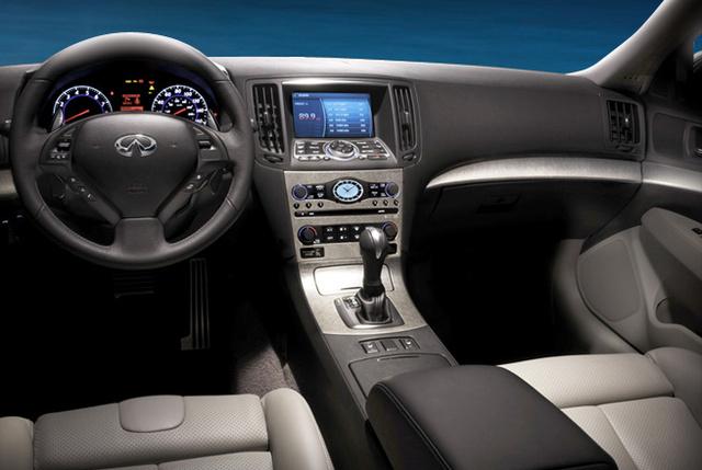 2008 INFINITI G35 - Interior Pictures - CarGurus