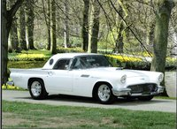 1957 Ford Thunderbird, I've had this beauty for over 13 years., exterior