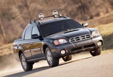2004 Subaru Baja, 04 subaru baja, exterior
