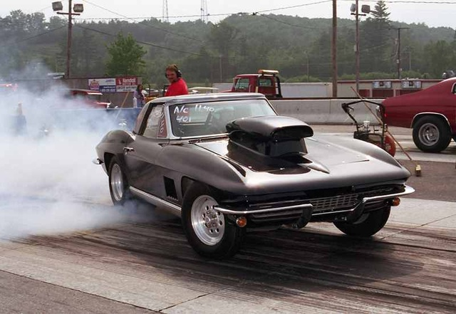 1967 Chevrolet Corvette 2 Dr STD Coupe, Burned Out!