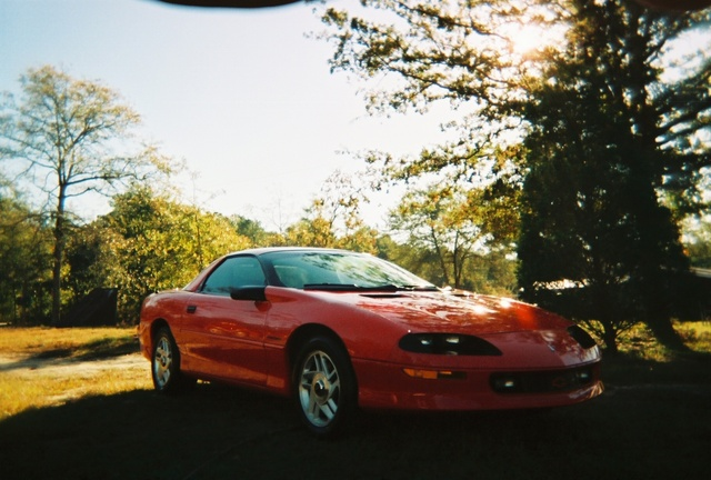 Picture of 1993 Chevrolet Camaro Base