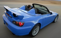 2008 Honda S2000, Rear-quarter view, manufacturer, exterior