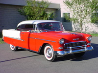 1955 Chevrolet Bel Air Picture Gallery