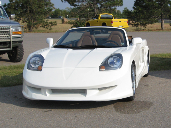 2001 Toyota MR2 Spyder 2 Dr STD Convertible picture