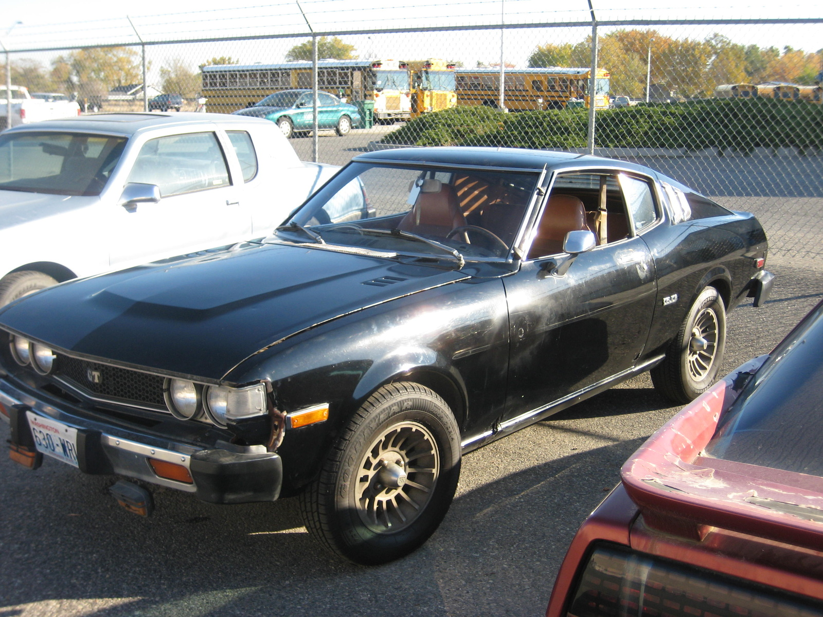 1977 Toyota Celica For Sale: 1977 Toyota Celica Gt Coupe For Sale