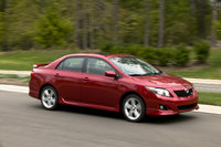 Picture of 2009 Toyota Corolla XRS, exterior, manufacturer