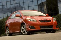 2009 Toyota Matrix Overview