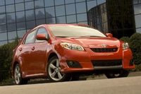 2009 Toyota Matrix Picture Gallery