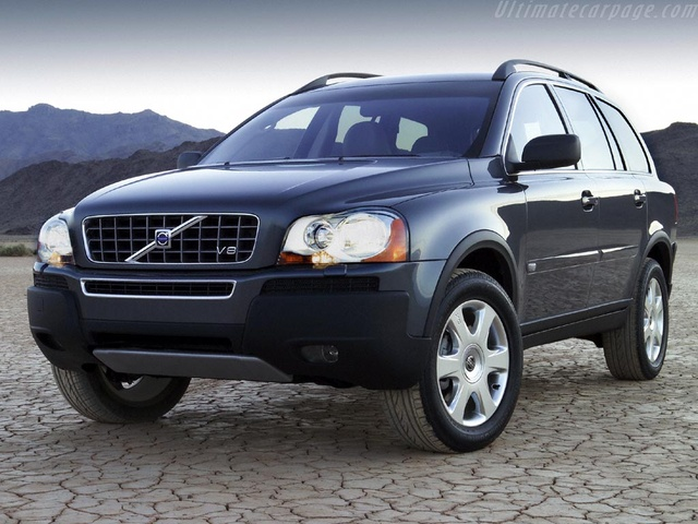 2006 volvo xc90 overview cargurus. Black Bedroom Furniture Sets. Home Design Ideas