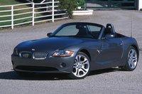2003 BMW Z4, 2005 BMW Z4, exterior