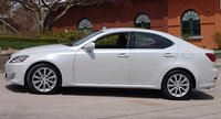 2006 Lexus IS 250, side view