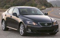2006 Lexus IS 350 Base, 2006 Lexus IS 350, exterior