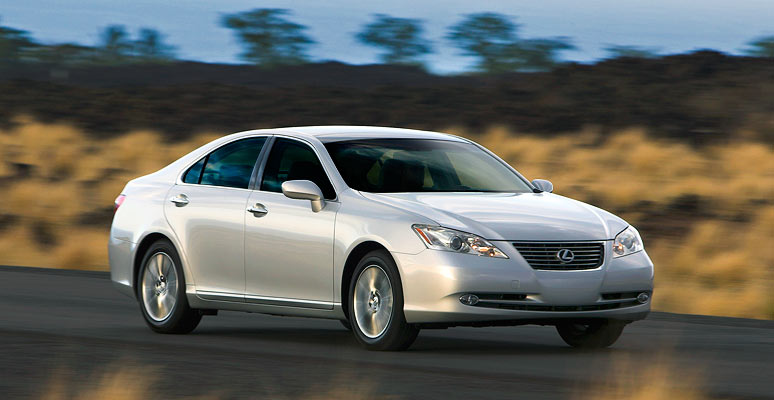 2007 lexus es 350 yahoo autos weblog. Black Bedroom Furniture Sets. Home Design Ideas