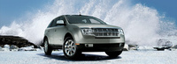 2007 Lincoln MKX, side, manufacturer, exterior