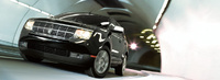 2007 Lincoln MKX, front, exterior, manufacturer