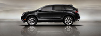 2008 Lincoln MKX, side, exterior, manufacturer