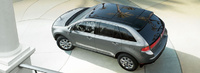 2008 Lincoln MKX, top, exterior, manufacturer