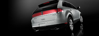 2008 Lincoln MKX, back, exterior, manufacturer