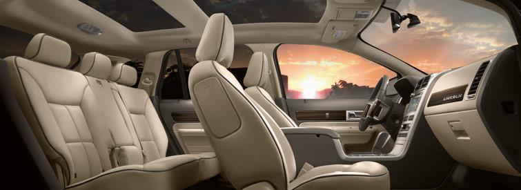 2008 Lincoln MKX, Interior,