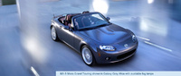 2008 Mazda MX-5 Miata Grand Touring, top, manufacturer, exterior