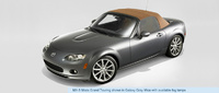2008 Mazda MX-5 Miata Grand Touring, side, manufacturer, exterior