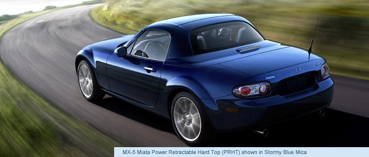 What s your take on the 2008 mazda mx 5 miata