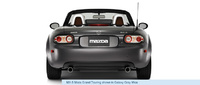 2008 Mazda MX-5 Miata Grand Touring, back, manufacturer, exterior