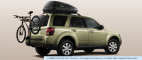 2008 Mazda Tribute, side, exterior, manufacturer