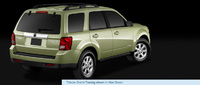 2008 Mazda Tribute, side, manufacturer, exterior